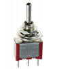 SPST On/Off  Toggle Switch