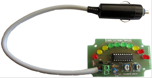 K1045 Vehicle Battery Monitor